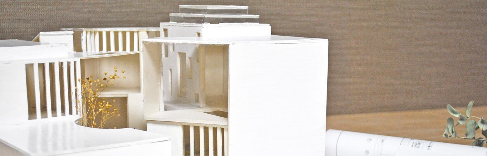 日本デザインプランナー協会 | 実践建築模型認定試験