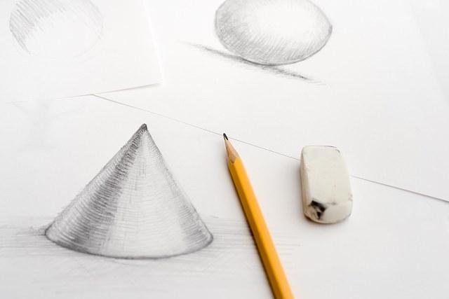 鉛筆デッサンの基礎知識と基本的技法について徹底解説!
